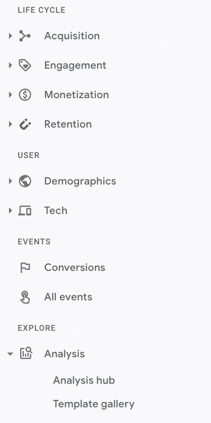 analysis hub